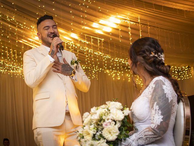El matrimonio de David y Stephany en Cali, Valle del Cauca 44