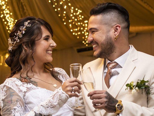 El matrimonio de David y Stephany en Cali, Valle del Cauca 49