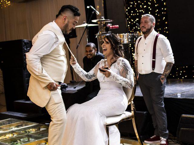 El matrimonio de David y Stephany en Cali, Valle del Cauca 57