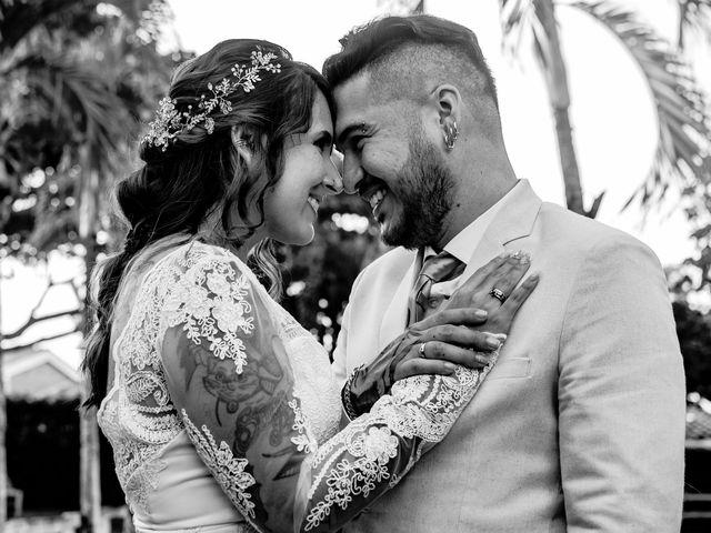 El matrimonio de David y Stephany en Cali, Valle del Cauca 60