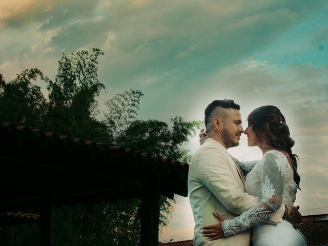 El matrimonio de David y Stephany en Cali, Valle del Cauca 64