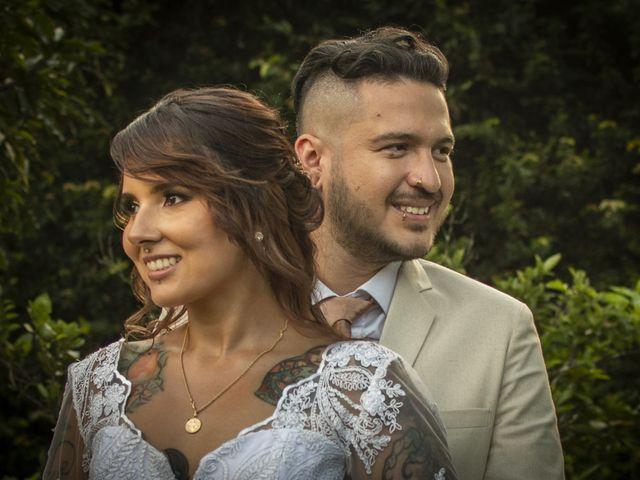 El matrimonio de David y Stephany en Cali, Valle del Cauca 65