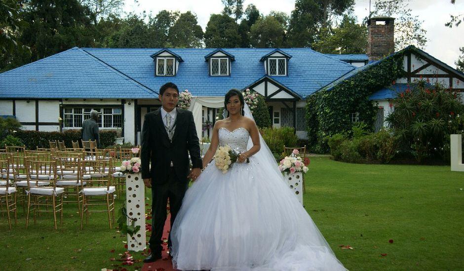 El matrimonio de Diego   y Geraldine   en Cota, Cundinamarca