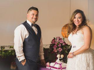 El matrimonio de Angela y Daniel