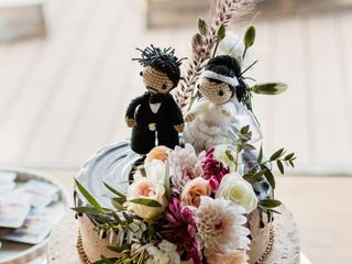 El matrimonio de Vanessa y Jhon 1