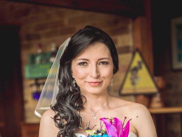 El matrimonio de Juan y Zaira en Chía, Cundinamarca 13
