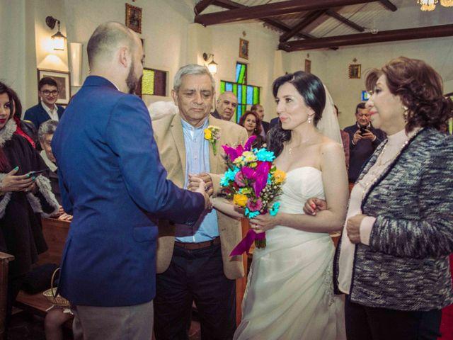 El matrimonio de Juan y Zaira en Chía, Cundinamarca 17