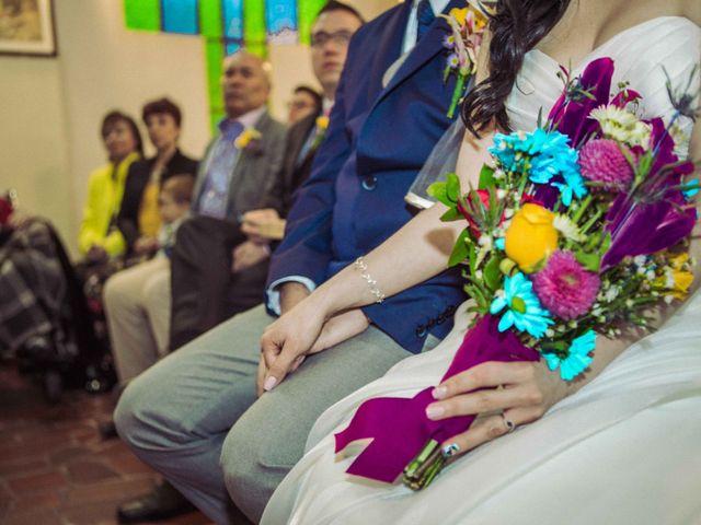 El matrimonio de Juan y Zaira en Chía, Cundinamarca 20