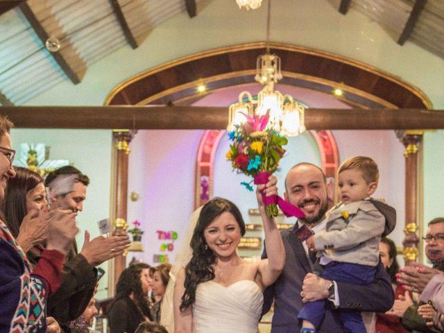 El matrimonio de Juan y Zaira en Chía, Cundinamarca 26