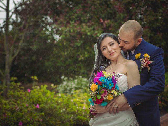 El matrimonio de Zaira y Juan