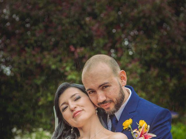 El matrimonio de Juan y Zaira en Chía, Cundinamarca 28