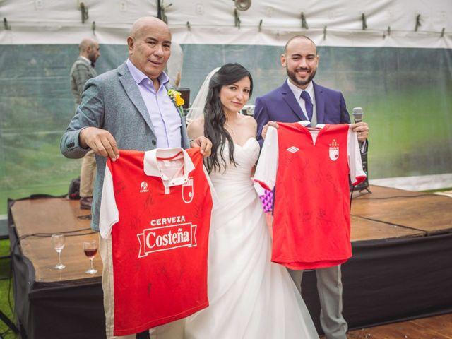 El matrimonio de Juan y Zaira en Chía, Cundinamarca 33