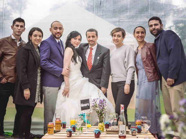 El matrimonio de Juan y Zaira en Chía, Cundinamarca 37