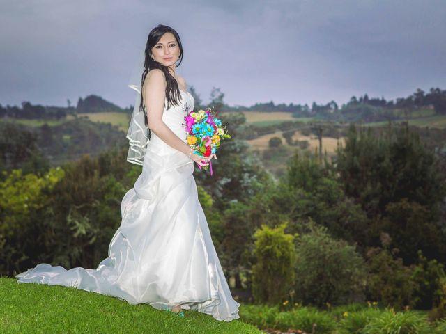 El matrimonio de Juan y Zaira en Chía, Cundinamarca 42