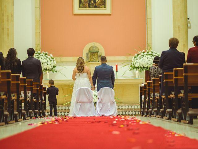 El matrimonio de Daniel y Angela en Bogotá, Bogotá DC 24