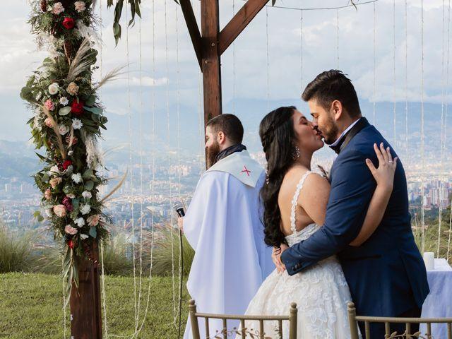 El matrimonio de Jhon y Vanessa en Medellín, Antioquia 10