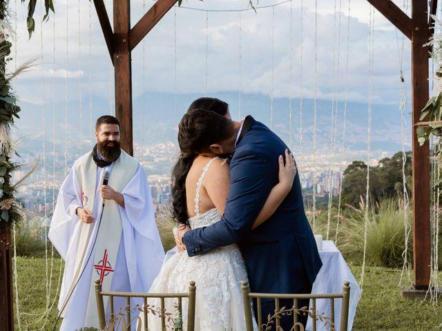 El matrimonio de Jhon y Vanessa en Medellín, Antioquia 11