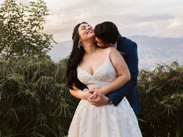 El matrimonio de Jhon y Vanessa en Medellín, Antioquia 15