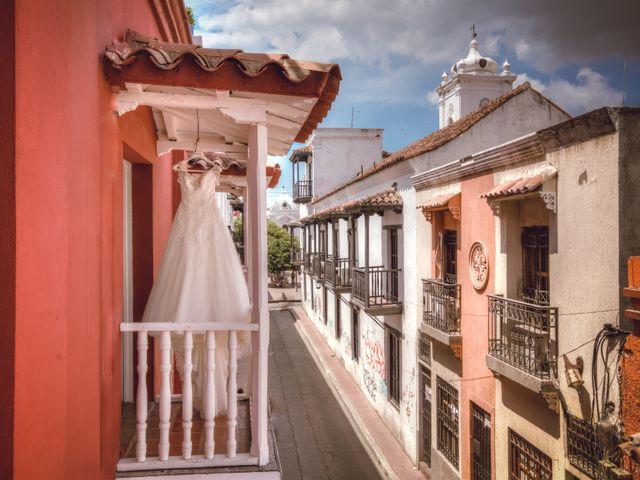 El matrimonio de José y Tatiana en Santa Marta, Magdalena 1
