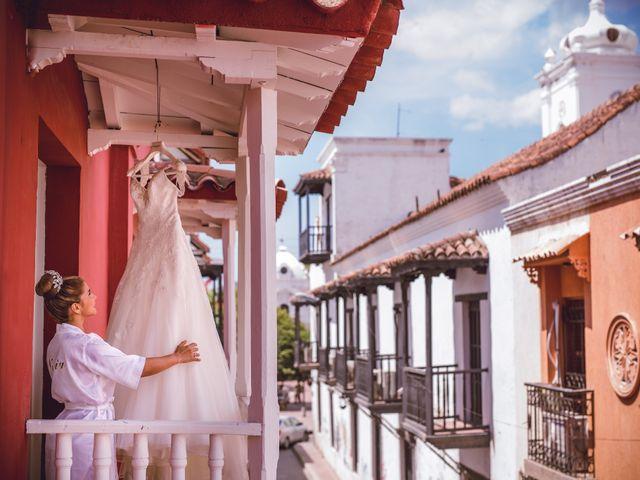 El matrimonio de José y Tatiana en Santa Marta, Magdalena 2