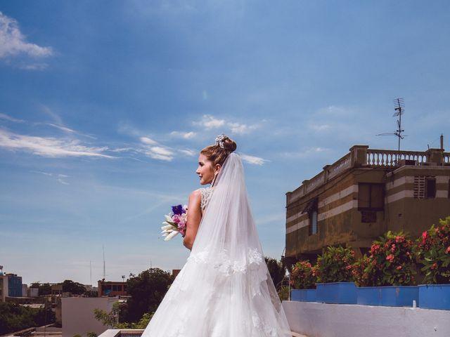 El matrimonio de José y Tatiana en Santa Marta, Magdalena 8
