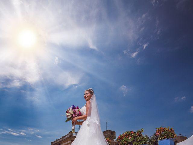 El matrimonio de José y Tatiana en Santa Marta, Magdalena 9