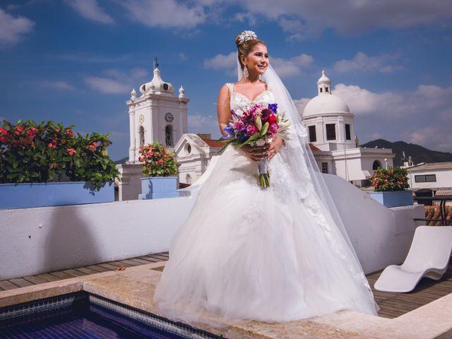 El matrimonio de José y Tatiana en Santa Marta, Magdalena 10