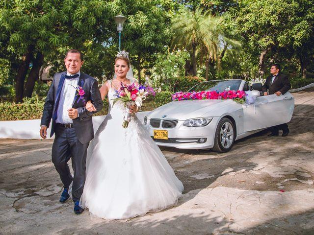 El matrimonio de José y Tatiana en Santa Marta, Magdalena 17