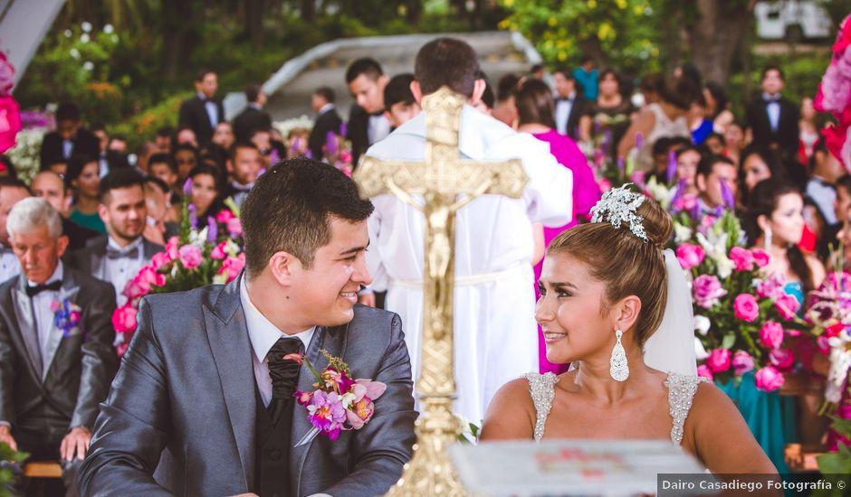 El matrimonio de José y Tatiana en Santa Marta, Magdalena