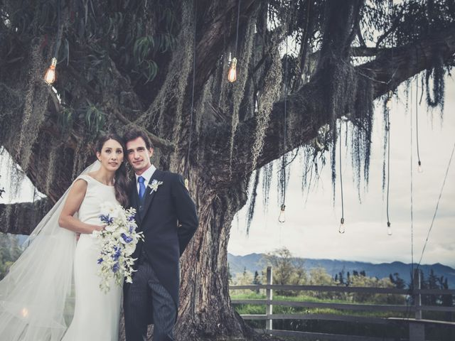 El matrimonio de Adelaida y Miguel