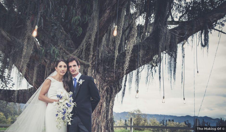 El matrimonio de Miguel y Adelaida en Cajicá, Cundinamarca