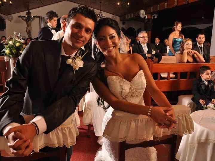 El matrimonio de Yaneth Cristina y Jorge Iván
