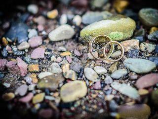 El matrimonio de Eliana y Iván 1