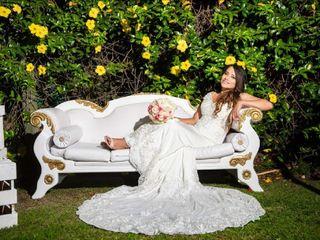 El matrimonio de María Camila  y John  2