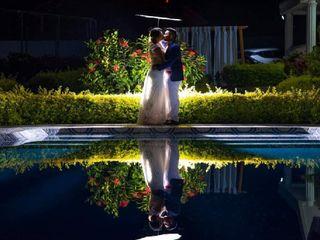El matrimonio de María Camila  y John