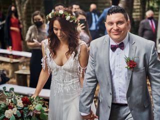 El matrimonio de Isaías y Sara 2