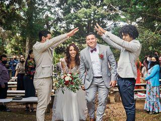 El matrimonio de Isaías y Sara