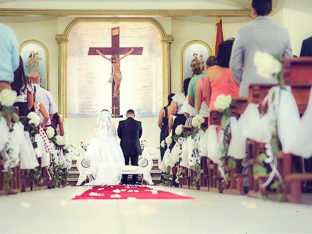 El matrimonio de Iván y Eliana en Villavicencio, Meta 34