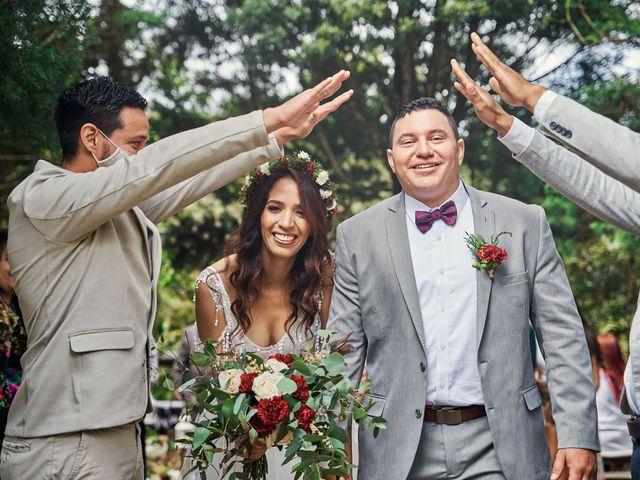 El matrimonio de Sara y Isaías en Medellín, Antioquia 4