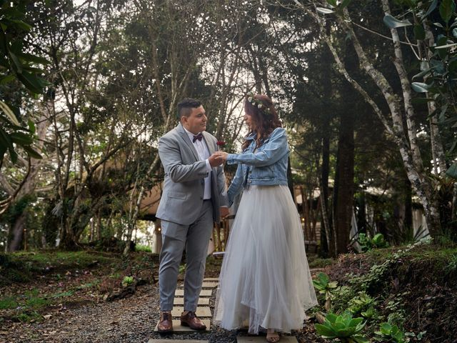 El matrimonio de Sara y Isaías en Medellín, Antioquia 17