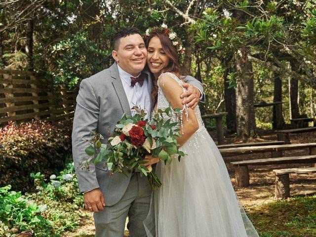 El matrimonio de Sara y Isaías en Medellín, Antioquia 1
