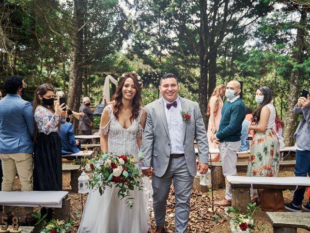El matrimonio de Sara y Isaías en Medellín, Antioquia 66