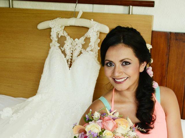 El matrimonio de José y Maria Fernanda en Santa Marta, Magdalena 6