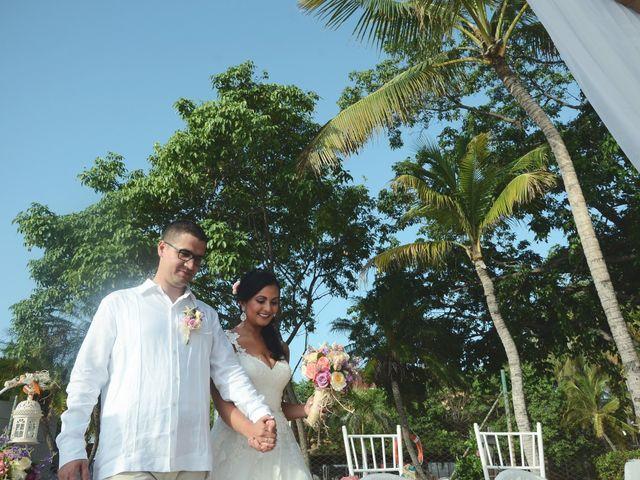 El matrimonio de Maria Fernanda y José