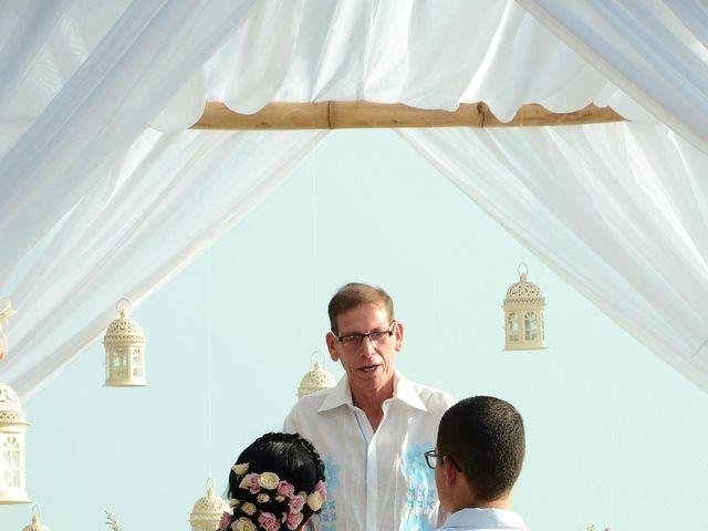 El matrimonio de José y Maria Fernanda en Santa Marta, Magdalena 12