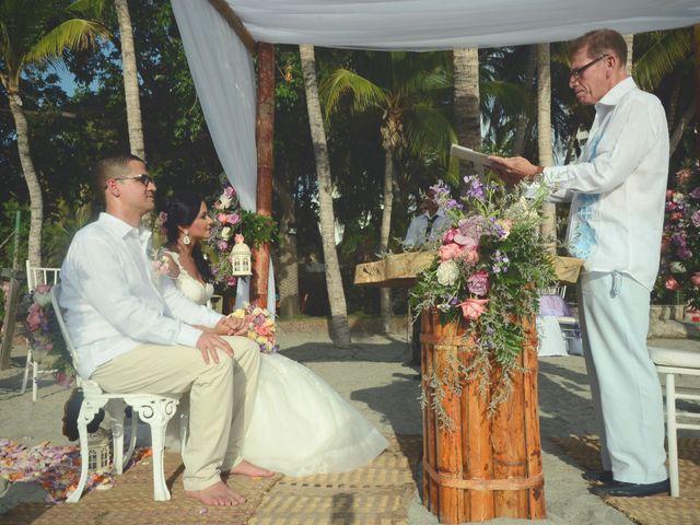 El matrimonio de José y Maria Fernanda en Santa Marta, Magdalena 14