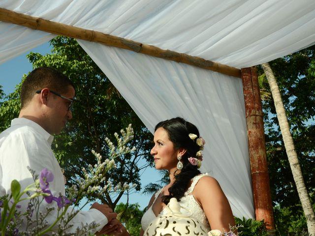 El matrimonio de José y Maria Fernanda en Santa Marta, Magdalena 15