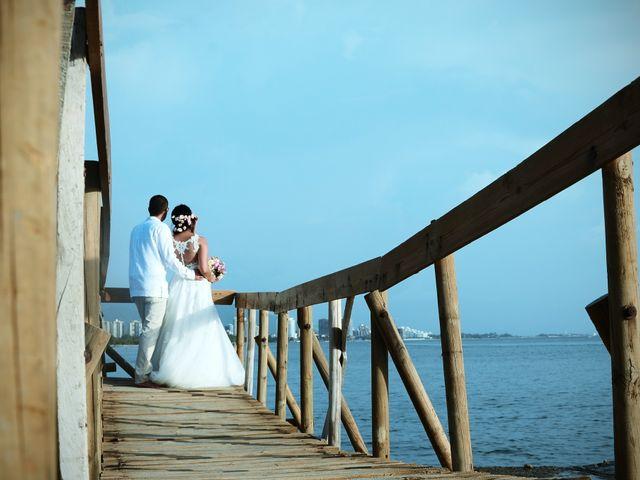 El matrimonio de José y Maria Fernanda en Santa Marta, Magdalena 21