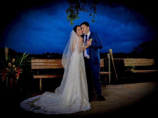 El matrimonio de Natalia y Victor Andres