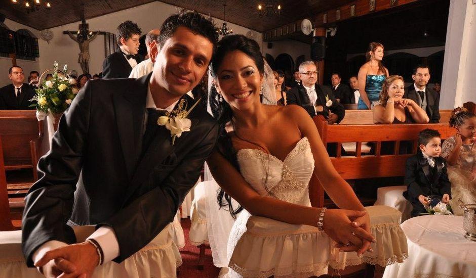 El matrimonio de Jorge Iván y Yaneth Cristina en Medellín, Antioquia